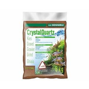 Dennerle Kristal Grind 5kg Reebruin 1-2 Mm 5kg