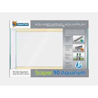 Superfish Scaper Aquarium 90