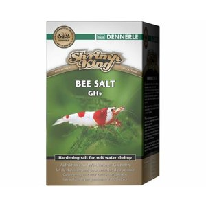 Dennerle Shrimp King Bee Salt Gh+ 200g