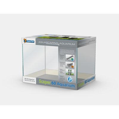 AquastoreXL Scaper Aquarium 60 Set