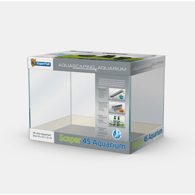 AquastoreXL Scaper Aquarium 45 Set