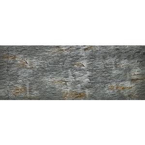 Oase Flex achterwand leisteen M 100x50cm