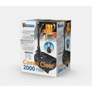 Superfish Combi Clear 2000 Filter