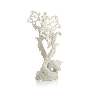 biOrb Fan Coral White M ornament