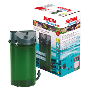 Eheim Classic 250 buitenfilter excl. filtermedia
