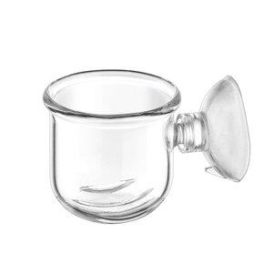 HS Aqua Glazen Voederkuip M