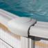 Gre Zwembad Nordic set ovaal 500cm