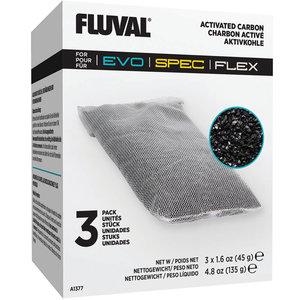 Fluval Evo/Spec/Flex Actieve kool