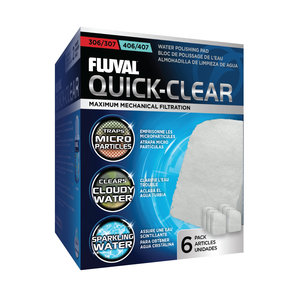 Fluval Filtervlies (x6) 306/07 & 406/07