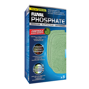 Fluval Phosphate Remover 106/07 & 206/07