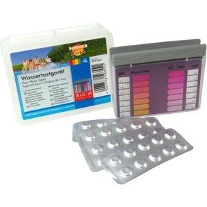 Summer Fun Testset chloor en pH