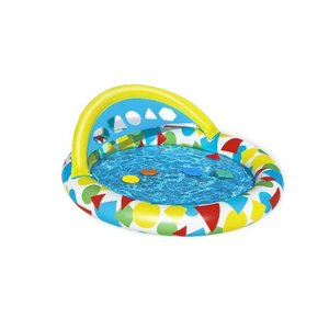 Bestway Babybad ovaal splash & learn 120
