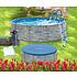 Swing Pool Zwembad Steel Pro Stone rond 366cm Deluxe