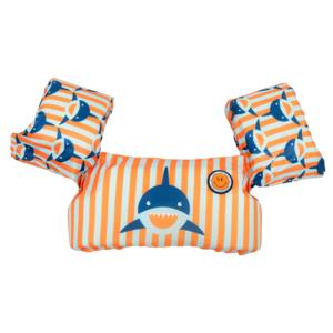 Swim Essentials Puddle Jumper Oranje Blauw Haaien 2-6 jaar