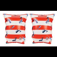 Swim Essentials Zwembandjes 0-2 jaar Walvis gestreept