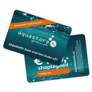 AquastoreXL Cadeaukaart