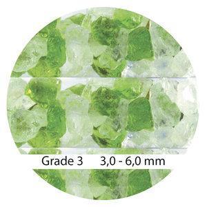 Filterglas type Grade 3 3,0 - 6,0 mm 25 kg