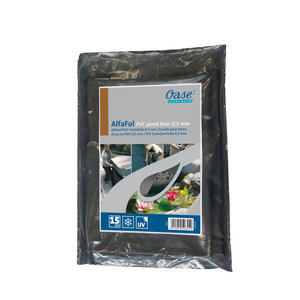 Oase AlfaFol PVC vijverfolie 0,5mm | 4 x 3m pakket