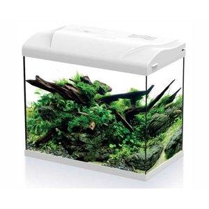 HS Aqua Aquarium Platy 30 LED Wit