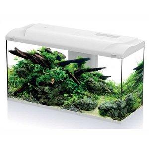 HS Aqua Aquarium Platy Bio 110 LED Wit