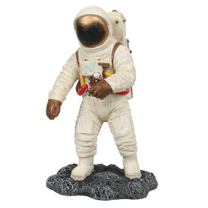 Aqua D'ella Ruimte Astronaut