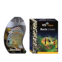 HS Aqua Anti-Nitraat Pakket - Denibac/Bacto Stones 350 ml