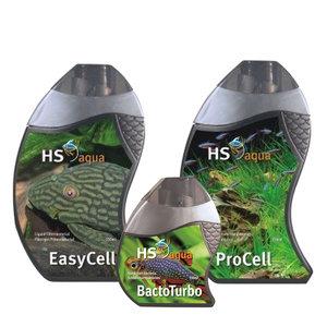 HS Aqua Clean Pakket - Procell/Easycell/Bacto Turbo 350 ml