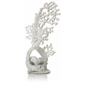 biOrb Fan Coral White L ornament