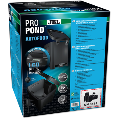 JBL ProPond AutoFood Voerautomaat + Koivoer