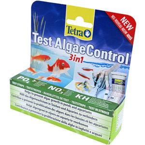 Tetra Test algea controll 3in1 doos a 25 teststroken