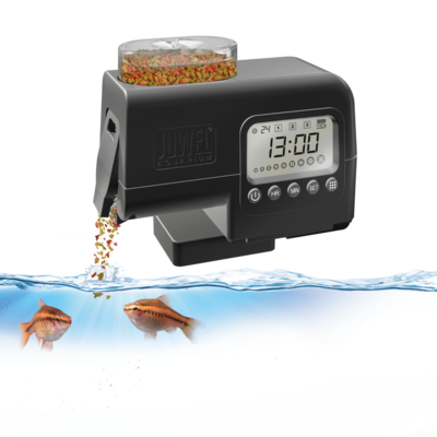 Juwel SmartFeed 2.0 met Visvoer