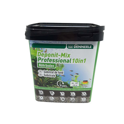 Dennerle Deponit Mix Professional 10-in-1 Emmer 4,8 kg