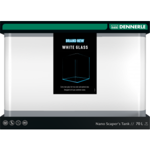 Dennerle Nano Scaperstank 70 L - Whiteglass