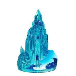 PENN PLAX Disney's Frozen ice castle Mini