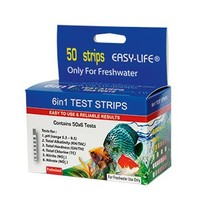 Easy Life Teststrips 6 in 1 (50 strips)