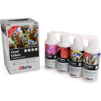 Red Sea Coral Colors A,B,C,D 100ml 4-Pack