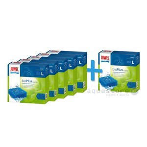 Juwel BioPlus Coarse BioFlow 6.0 L (5+1 gratis)