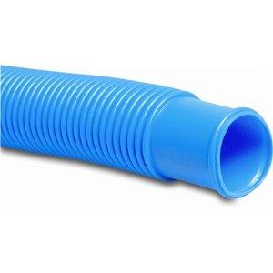 Mega Zwembadslang PVC-U 32 mm blauw (per 6,6 meter)