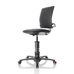 3Dee Premium Leer | aluminium- zwart