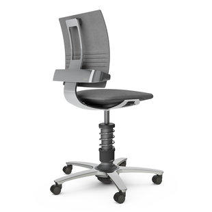 3Dee Comfort grijs | aluminium