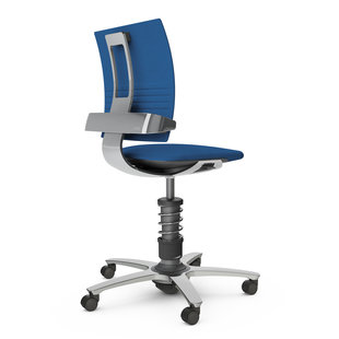 3Dee Comfort blauw | aluminium