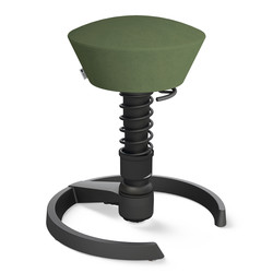 Swopper Comfort High zwart | groen
