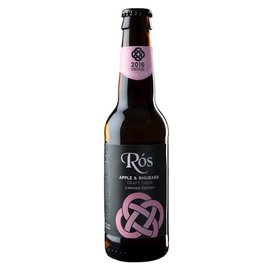 Rós Apple & Rhubarb Cider