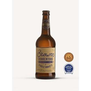 Dunkertons Browns Cider
