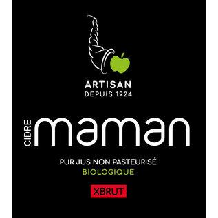 Cidre Maman XBrut Bio