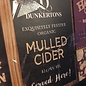 Dunkertons Mulled Cider 3L bag-in-box