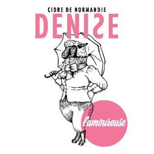 Denise L'Amoureuse Rosé Cider