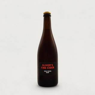 Oliver's Goldrush (Raw/Dry)  75cl
