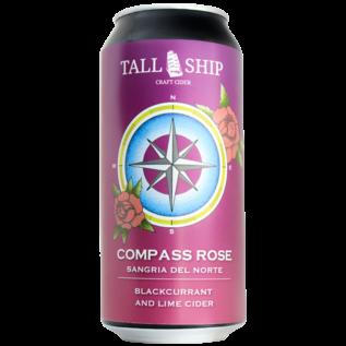 Tall Ship Craft Cider Compass Rose
