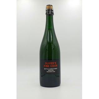 Oliver's Bottle Conditioned Medium Season 2018
